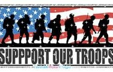 support our troops pics